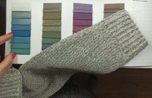 Besonderes Beispiel für eine Zwischenfarbe